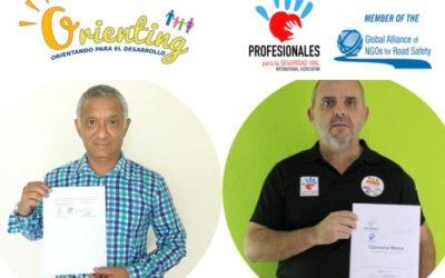 La ONG ORIENTING de Perú y la ONG AIPSEV de España firman convenio de colaboración